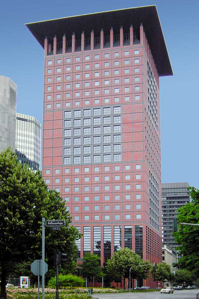 Japan Tower Frankfurt am Main