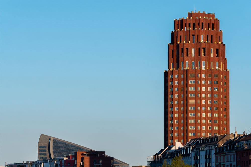 Hotels und Tagungsgebäude