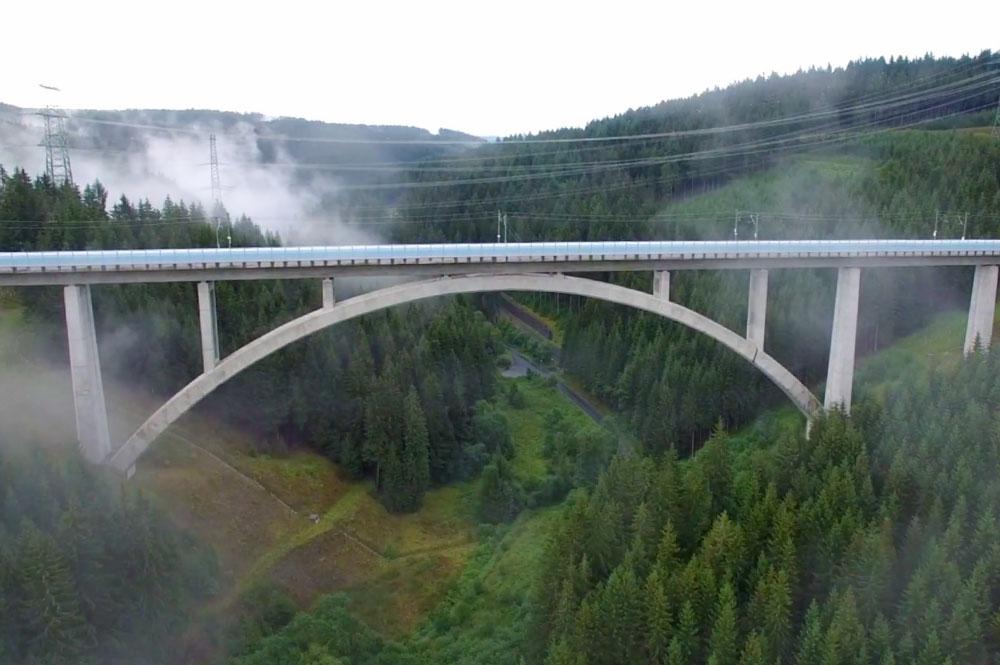 Ölzetal bridge - Ölzetal