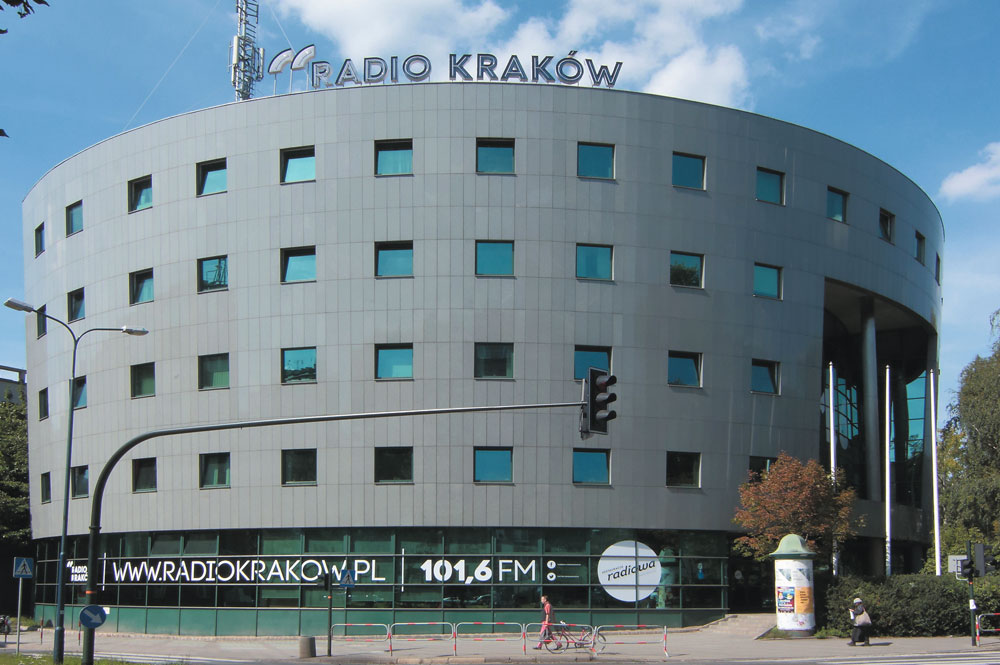 Radio station Kraków