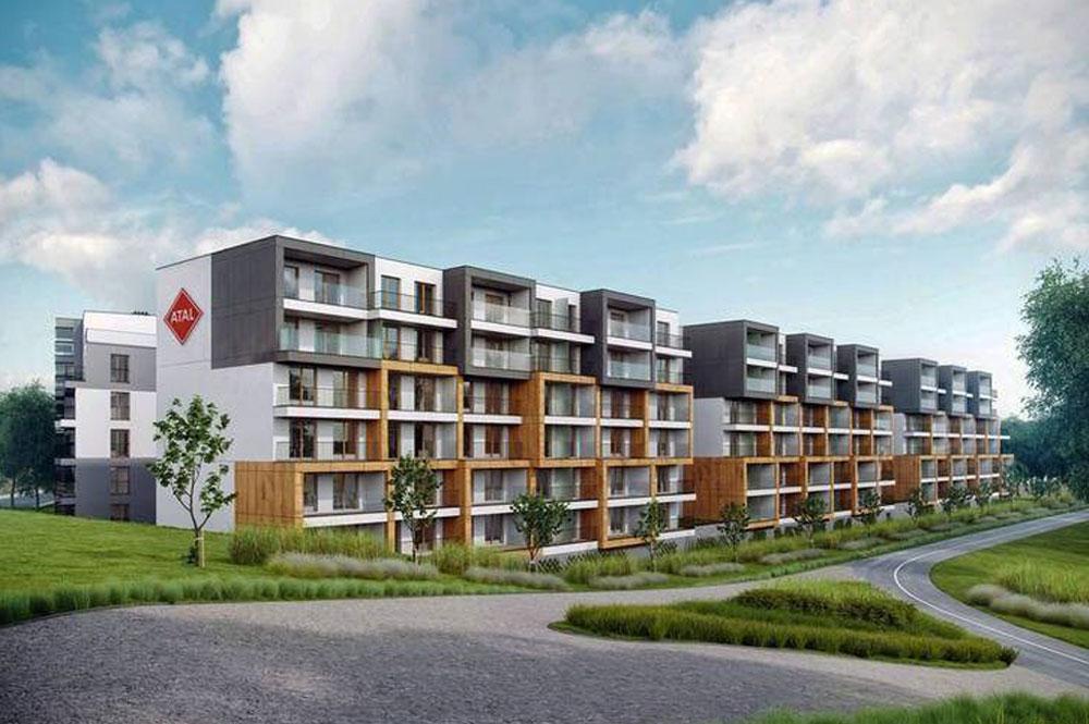 Residential area Dresden
